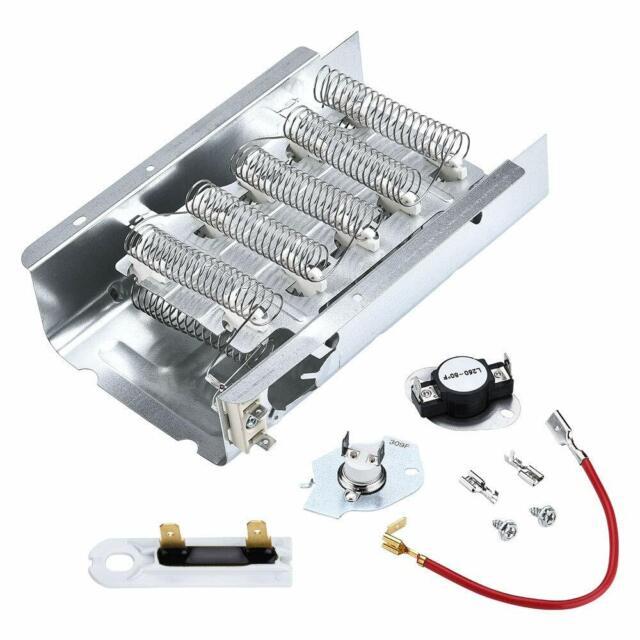 Dryer Heating Element Whirlpool Kenmore Amana NED4600YQ1