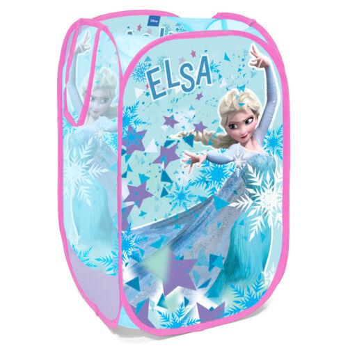 Genuine DISNEY MARVEL Pop Up Laundry Basket Children Bedroom Toys Storage