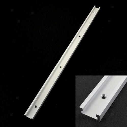 T-tracks Slot Miter Track Aluminum for Router Table Woodworking Tool 300mm