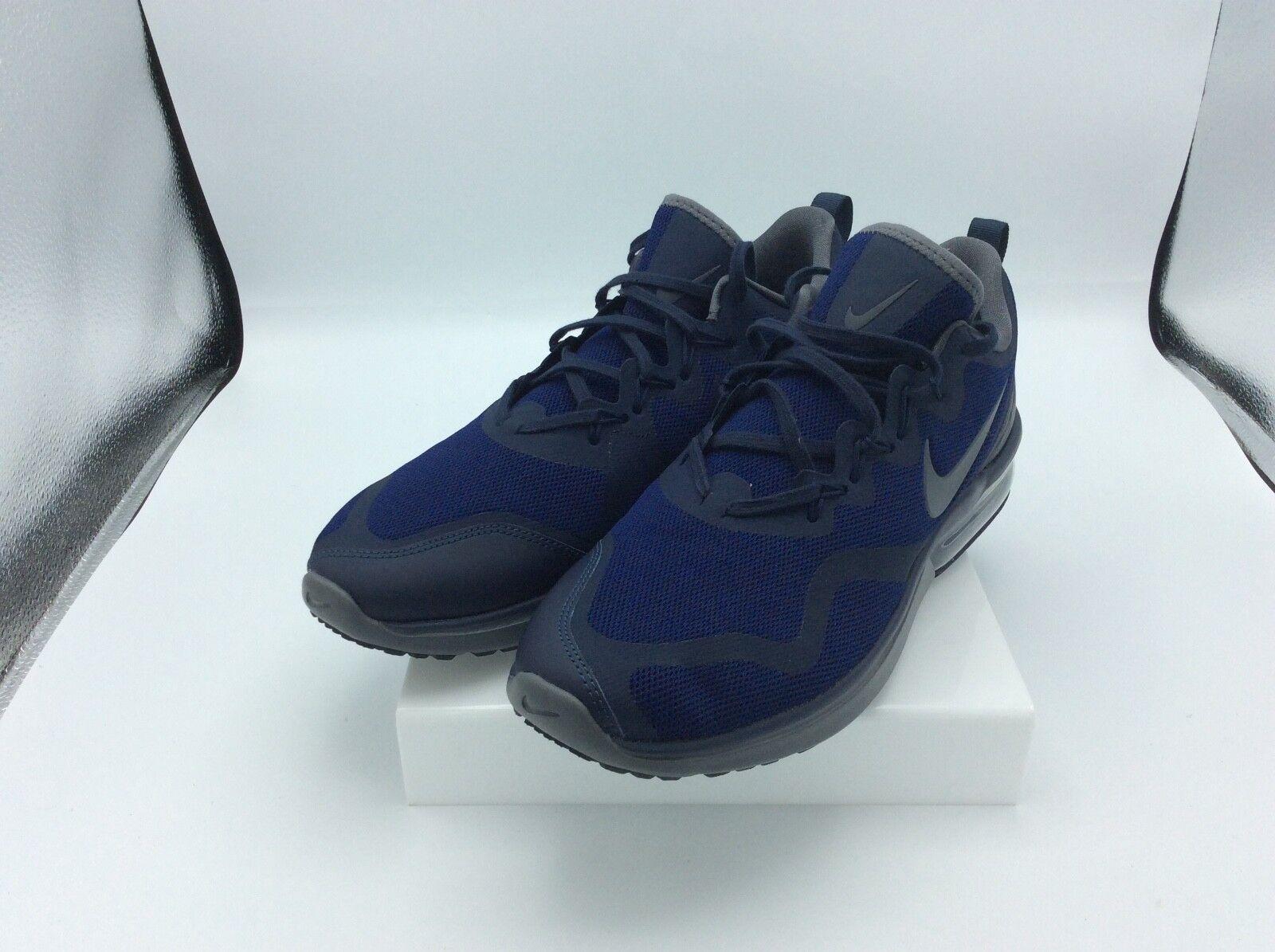Nike Men's Air Max Fury Obsidian/Dark Gray Size 10 M