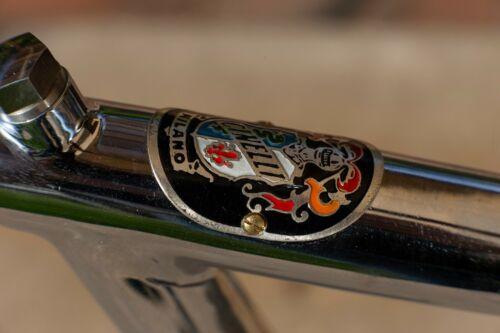 Cinelli Steel Stem Badge Screws Pair