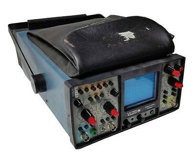 Vu-data Corp Sold As Is Portable Oscilloscope Model Ps950a