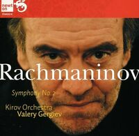 Valery Gergiev, S. Rachmaninoff - Symphony 2 [new Cd] on sale