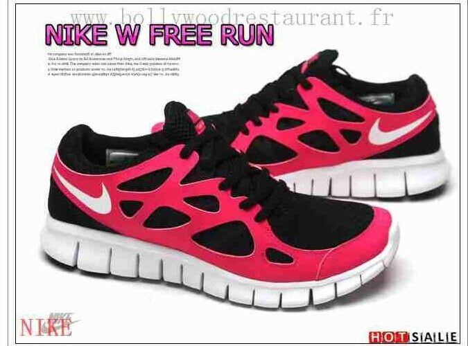 Details about NIKE Free Run 3 Women's HOT PUNCH SILVER VOLT 5.0 Running Shoes Size 7.5