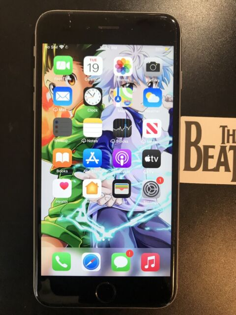 Apple iPhone 6s Plus - 32GB - Space Gray (AT&T) A1634 (CDMA + GSM) BAD + ESN