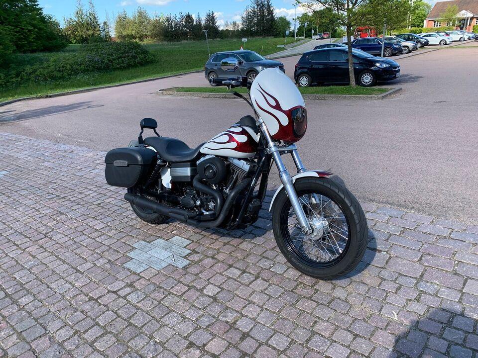 Harley-Davidson, FXDB Dyna Street Bob, 1584 ccm
