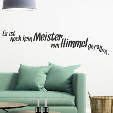 """Wandtattoo Zitat /""""Und plötzlich weißt du es.../""""  Meister Eckhart Wandsticker"""
