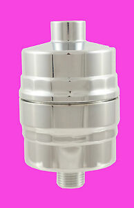 Genuine-Sprite-Shower-Filter-Chrome-Brass-HO-High-Output-Model-Made-In-USA