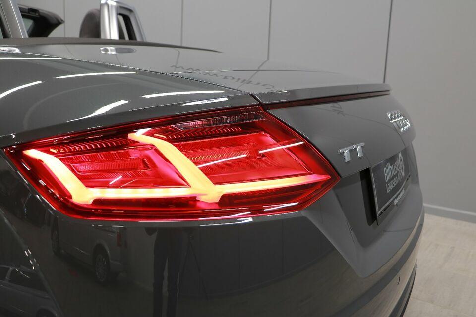 Audi TT 1,8 TFSi 180 Roadster S-tr. Benzin aut. Automatgear