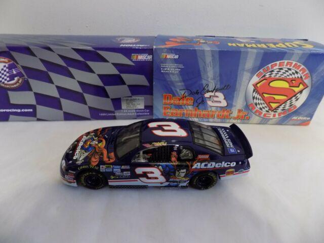 Action Racing Dale Earnhardt Jr  3 Acdelco Superman 1999