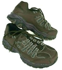 Skechers Safety Steel Toe Shoes Mens US