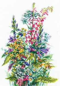 Counted-Cross-Stitch-Kit-MAKE-YOUR-OWN-HANDS-Wildflowers