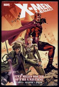 X-Men-Legacy-Five-Miles-South-of-The-Universe-HC-Graphic-Novel-Marvel-Comics