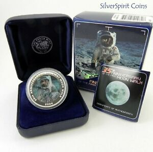 2004-MOON-WALK-35th-ANNIVERSARY-Silver-Proof-Coin