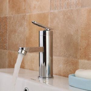 Grifo-Monomando-Cocina-Fregadero-Cascada-Mono-Mezclador-Lavabo-Wash-Tap-Faucet