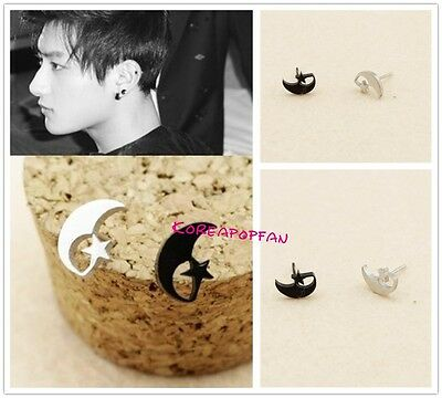 2pics Exo exoplanet Tao earring goods KPOP NEW