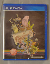 Runner2 Future Legend of Rhythm Alien Sony PS Vita New Limited Run LR-V20 Sealed