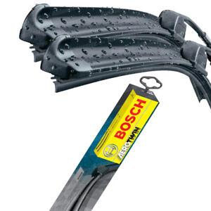 Bosch Retrofit Aerotwin Flat Wiper Blade Set 550mm 475mm Alfa Romeo 145 2.0
