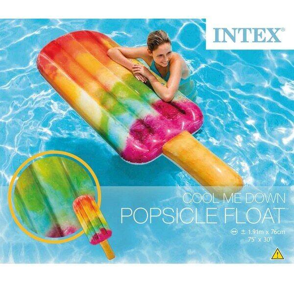 Free shipping for kids Intex - ghiacciolo Lilo Galleggiante ...