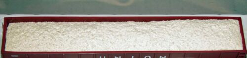 Details about  /WALTHERS 932-34054 61/' WOOD CHIP CAR WITH LOADS 3-PACK UNION PACIFIC UP