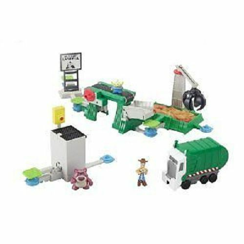 Toy Story Action Links Junkyard Escape
