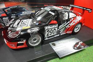Porsche 911 996 Gt3 Rs # 290 Yokohama 1/18 Autoart Voiture miniature Voiture