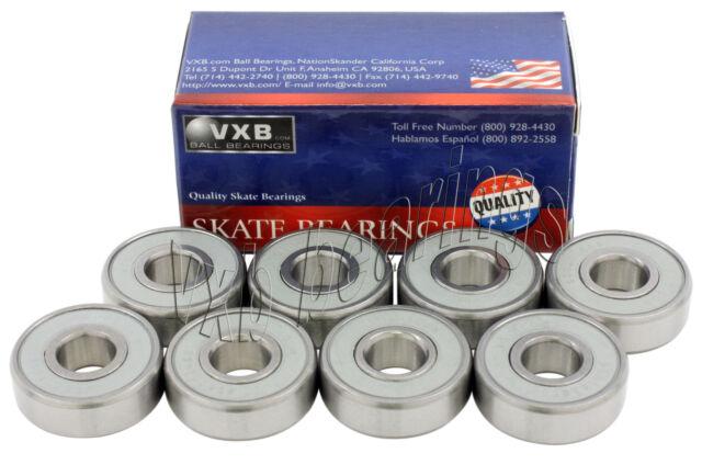 608-2RS Premium 608 2rs seal bearing 608 ball bearings 608 RS ABEC3 Qty.8