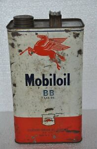 Vintage-Gorgoyle-Movil-Aceite-B-B-Anuncio-Litho-Estano-Caja-Ee-uu