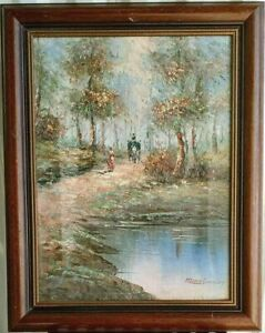 Marie-Charlot-Lanscape-Oil-on-Canvas-19-5-034-x-15-5-034