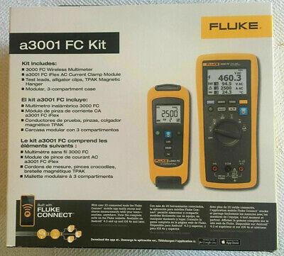 Business & Industrie MSRP 775 New Fluke a3001 FC Wireless iFlex ...