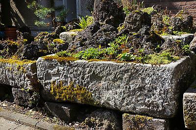 Trog, Tröge, Sandsteintrog Antik, Pflanzentrog, Water-or Feed-trough, Mangeoire Modernes Design