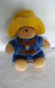 """Vintage Eden Classic Paddington Bear Plush 8"""""""