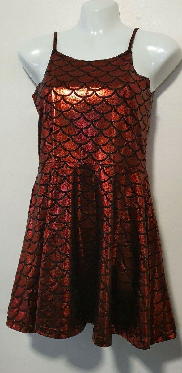 JNT World Red Dress XL
