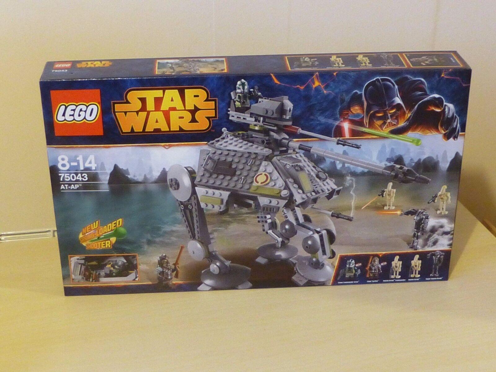 Lego Star Wars  75043 AT-AP-New & Sealed