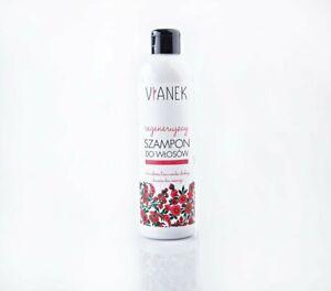 VIANEK regenerujący szampon do włosów ciemnych/ Shampoo for dark hair