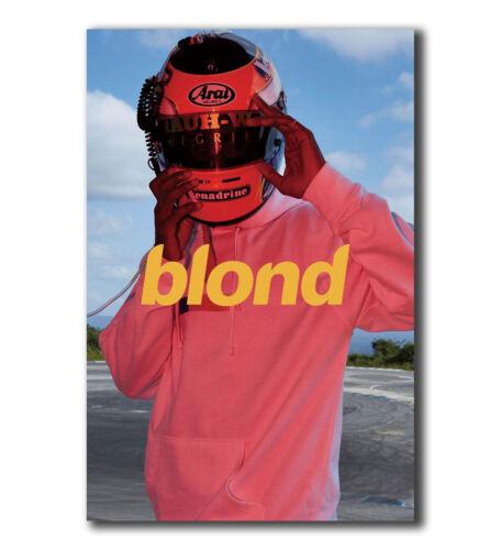 T-926 Art Poster Frank Ocean Blond Hot Silk 24x36 27x40IN