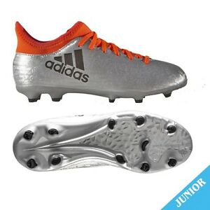 new product 87fa6 d4bf7 Image is loading Adidas-x16-3-FG-AG-JUNIOR