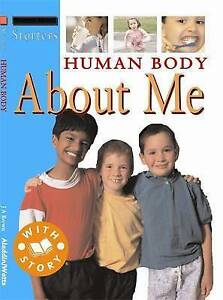 Human-Body-About-Me-Paperback-by-Hewitt-Sally-Acceptable-Condition-Free