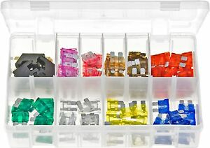 AB164-Blade-Fuses-with-Fuse-Holders-105-Pieces