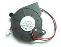 Dc 50mm X 15mm Turbine Brushless Cooling Blower Fan 5015s 5v 0.15a