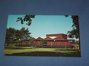 VINTAGE PERFORMING ARTS CENTER SARATOGA SPRINGS    NEW YORK   POSTCARD