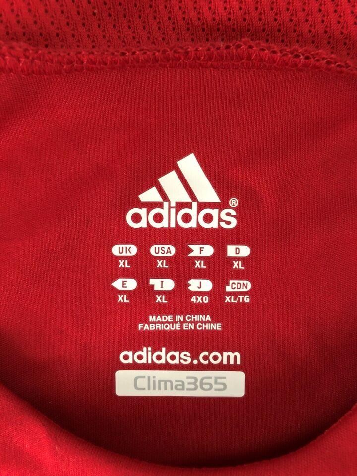 Fodboldtrøje, Landsholdstrøje, Adidas