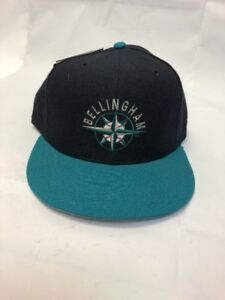 855ec4ab31d Image is loading NEW-Vintage-Bellingham-Mariners-New-Era-59fifty-Fitted-