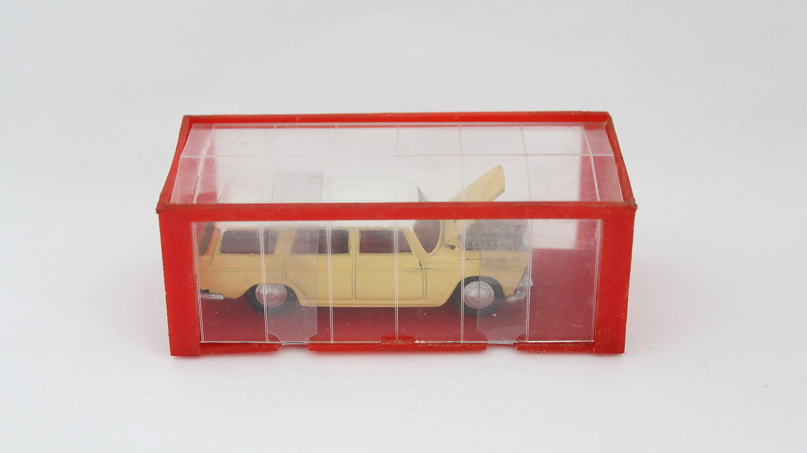 MINI DINKY No. 21 FIAT 2300 STATION WAGON SW MECCANO FONDO MAGAZZINO [OR3-28]