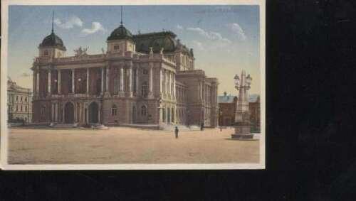 (33947)   Ansichtskarte Zagreb 1913 nach Dickenau