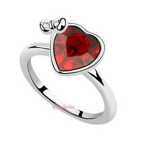 Anello-Donna-Cristallo-Swarovski-elements-cuore-rosso-N99
