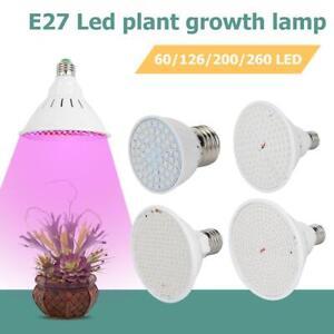 Lampe-de-Croissance-Lampe-de-Plante-pr-Fleur-Floraison-Horticole-Vegetation-LED