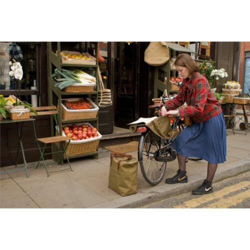 Brooks Brick Lane Roll Up Packtaschen Gris Panniers deux sacs sacoche de vélo