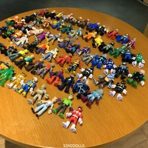 30pcs-Fisher-Price-Imaginext-Power-Rangers-DC-Comics-Batman-Batman-Figure-K