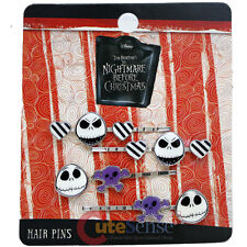 Nightmare Before Christmas Jack Hair Pin Set 4pc by NBC Loungefly